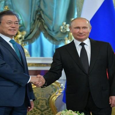 Presidente surcoreano se reunirá con Xi y Putin durante cumbre del G-20