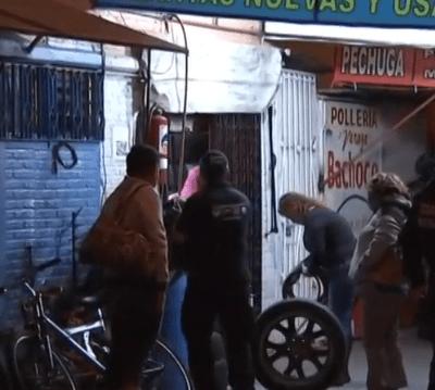 Semar y Policía Federal capturan a narcomenudistas en Coyoacán