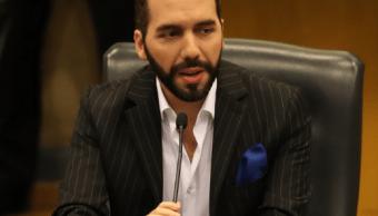 FOTO AMLO anuncia reunión con Nayib Bukele, presidente de El Salvador (EFE)