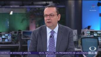 No me aferro a cargos del poder: Germán Martínez