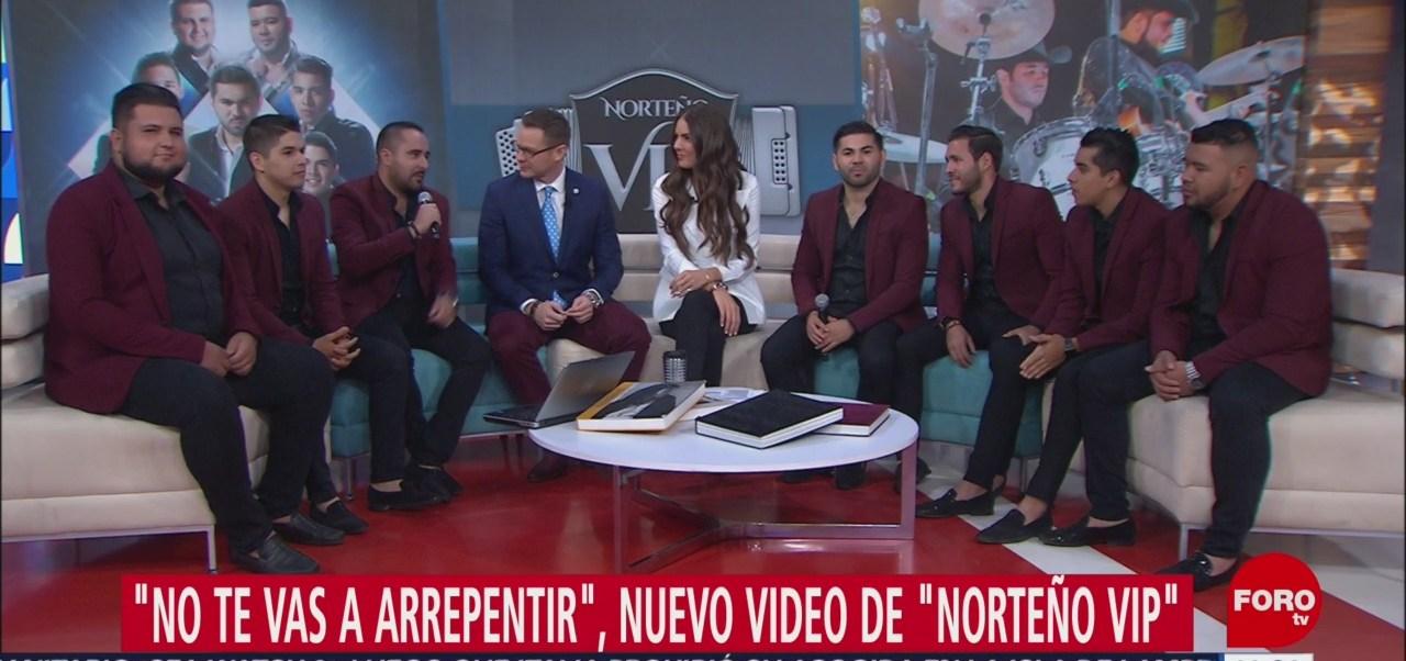 'No te vas a arrepentir', nuevo video de 'Norteño VIP'