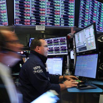 Wall Street cierra en rojo y el Dow Jones baja 0.05%