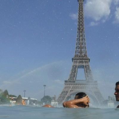 Ola de calor: Francia bate récord con temperaturas de 45,1 grados