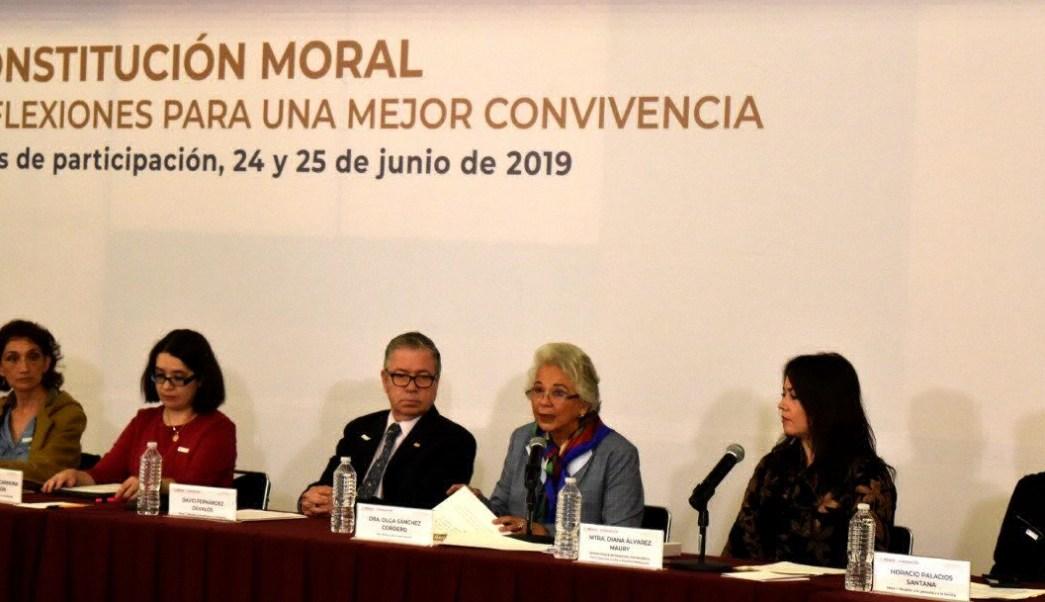 Cartilla moral no busca sancionar o prohibir: Segob