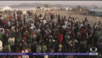 ONU: Más de 70 millones de refugiados en 2018