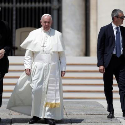 Papa Francisco dice que 'eutanasia y suicidio asistido son una derrota para todos'