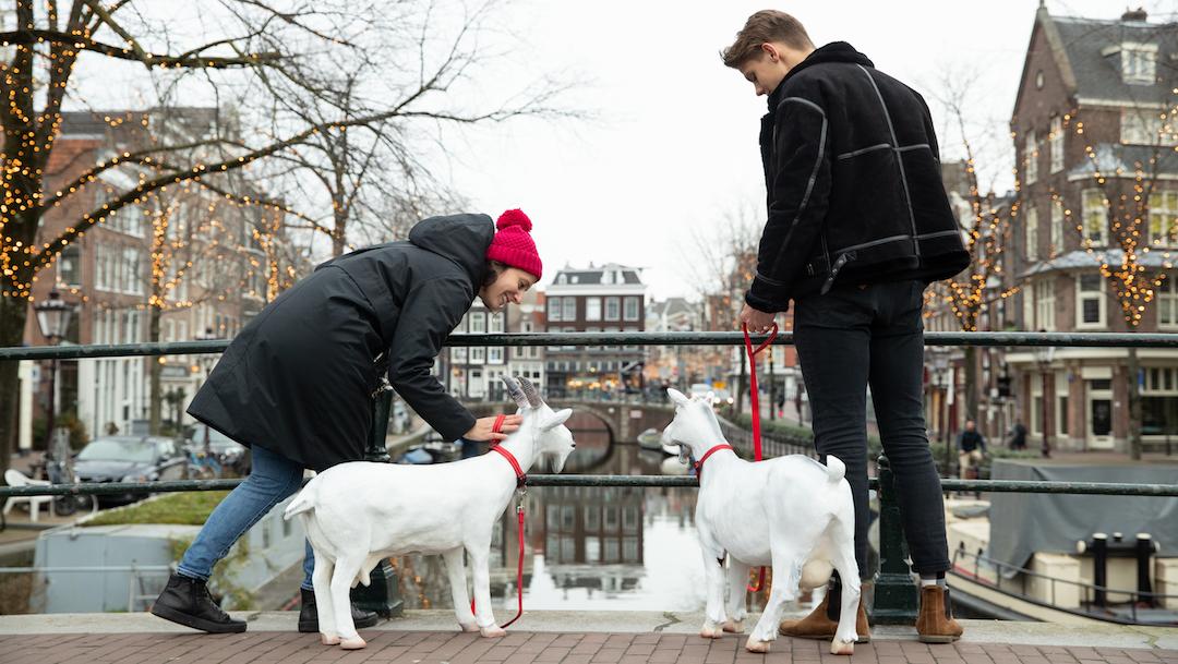 Foto Ámsterdam puedes casarte con un residente sólo por un día 7 junio 2019