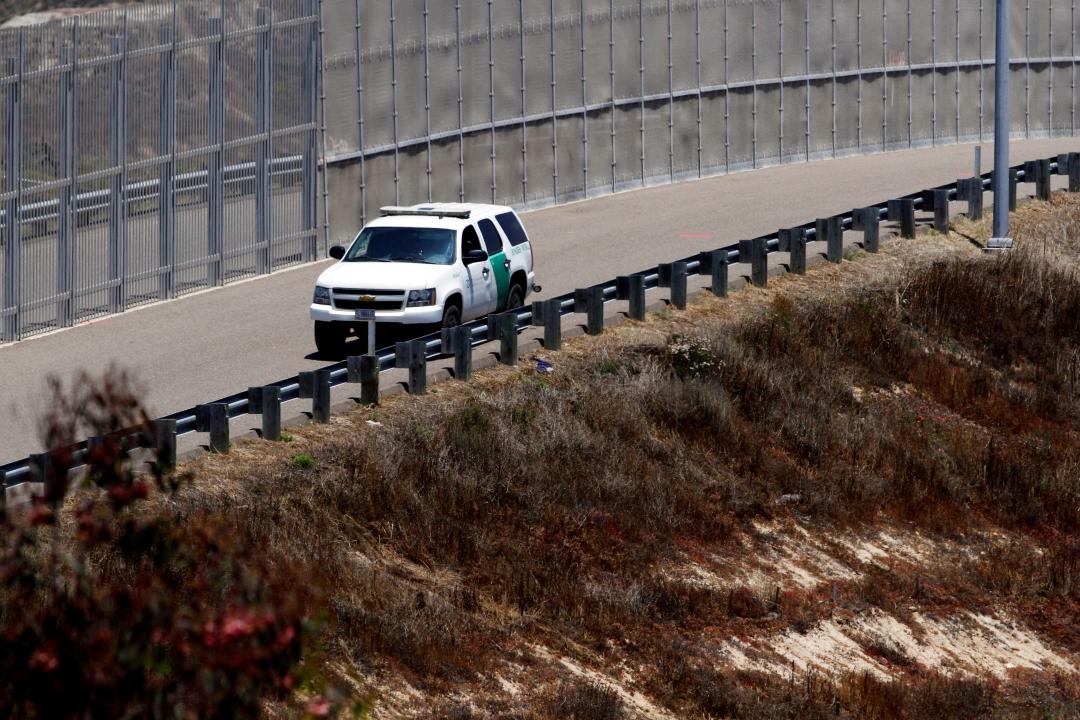 Foto: La Patrulla Fronteriza aclaró que los militares no realizarán labores de esa dependencia ni podrán detener a migrantes, el 8 de junio de 2019 (Reuters, archivo)
