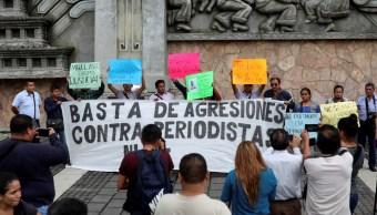 CNDH: Suman 141 periodistas asesinados entre 2000 y 2018