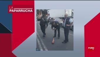 Foto: Pierna Utilería Hallazgo Extremidades Paparrucha Día 21 Junio 2019