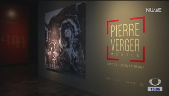 Foto: Pierre Verger, con los pies en la tierra' se exhibirá en el Museo de Antropología