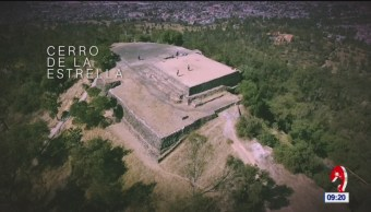 Pirámides ocultas en la Ciudad de México