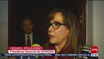 Foto: Polevnsky Admite Usó Vuelo Privado Seguridad 14 Junio 2019