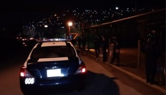 Foto: operativo de seguridad en Oaxaca, 20 de junio 2019. Twitter @MunicipioOaxaca