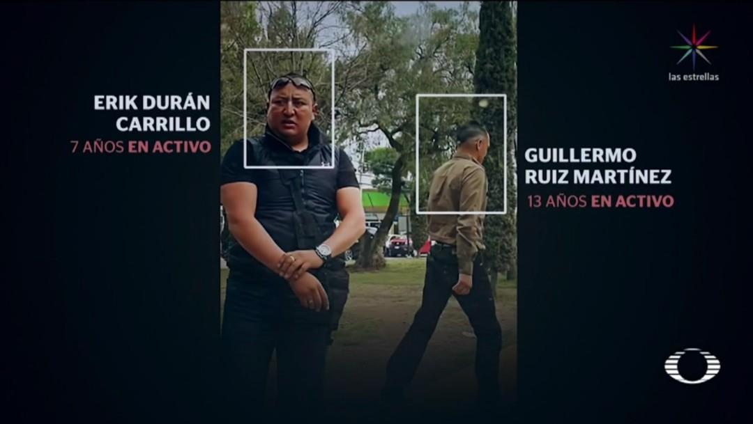 Identifican a policías que montan falsos retenes en Ciudad Satélite
