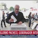 FOTO: Políticos acuden a votar en jornada electoral en Puebla, 2 Junio 2019