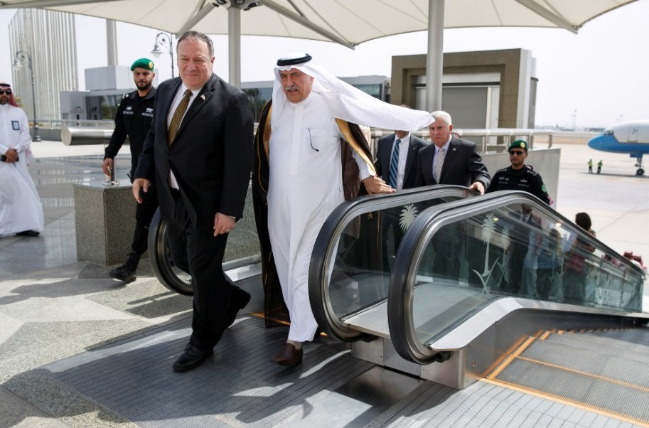 Pompeo viaja a Medio Oriente para tratar con aliados la crisis con Irán
