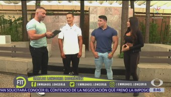 Ponte Fit: Campeones del fitness