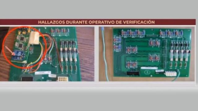Foto Profeco detecta 'rastrillo' en bomba de gasolina 3 junio 2019