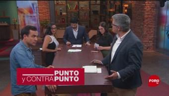 Foto: Punto Contrapunto Genaro Lozano Forotv 4 Junio 2019