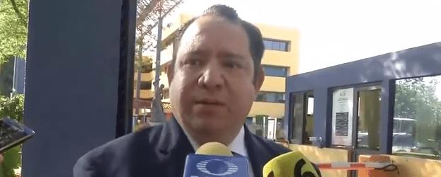 FOTO Rector de Universidad del Pedregal: No activaron protocolo de búsqueda por Norberto Ronquillo tras 911 (FOROtv 10 junio 2019 cdmx)