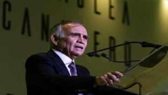 No hay doble discurso con empresarios: Alfonso Romo