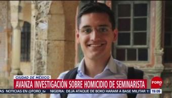Foto: Sacerdote Asesinato Seminarista Hugo Leonardo Avendaño 18 Junio 2019