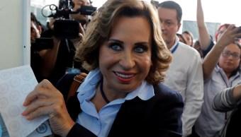 Sandra Torres consolida su ventaja en elecciones en Guatemala