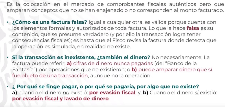 IMAGEN SAT detecta empresas 'factureras' (YouTube 25 junio 2019 cdmx)