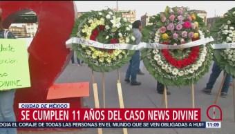 Se cumplen 11 años del caso News Divine, en CDMX