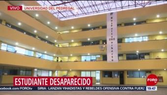 Foto: Secuestro Estudiante Universidad Del Pedregal Cdmx 6 Junio 2019