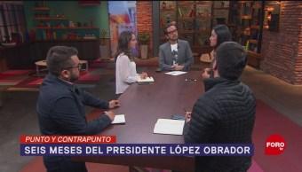Foto: 6 Meses Gobierno AMLO 3 Junio 2019