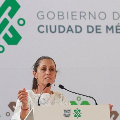 Sheinbaum anuncia medidas para mejorar la calidad del aire en el Valle de México