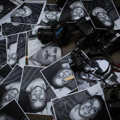 Suman ocho periodistas asesinados durante 2019, afirma CNDH