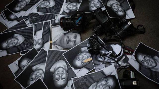 Foto Suman ocho periodistas asesinados durante 2019 12 junio 2019