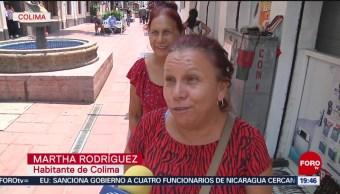 FOTO: Temperatura en Colima supera los 40 grados a la sombra, 22 Junio 2019