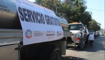 Foto: trabajadores de Chilpancingo, Guerrero, 12 de abril 2019. Twitter @antoniogaspar42