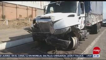 Foto: Tráilers Provocan 15% Accidentes Carreteros México 13 Junio 2019