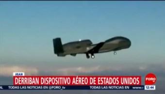 Trump afirma que Irán cometió error muy grave al derribar dron