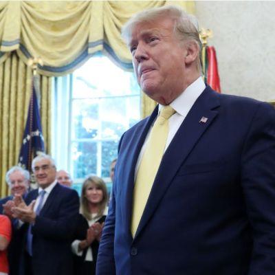 Trump felicita a AMLO por ratificación del T-MEC
