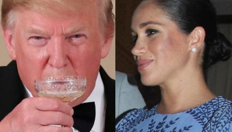 Trump califica a Meghan Markle de 'horrible', por haber hablado mal de él