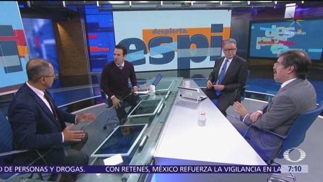 Trump, México y nuevos aranceles, análisis en Despierta con Loret