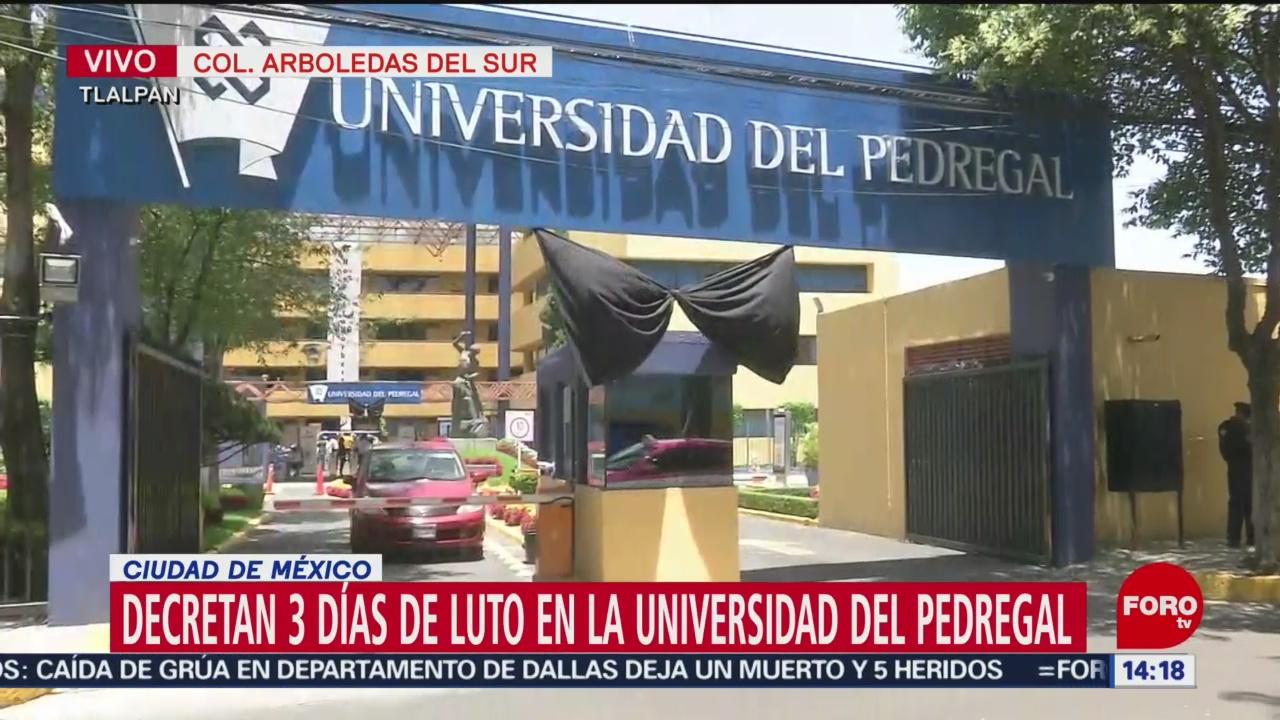 FOTO: Universidad reclama aclarar el caso Norberto Ronquillo