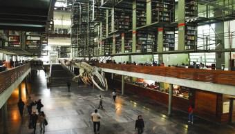 Biblioteca Vasconcelos reabrirá este domingo
