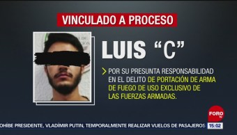 FOTO: Vinculan a proceso a hijo de Amado Carrillo, 23 Junio 2019