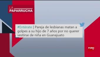 Foto: Lesbianas Matan Niño 24 Junio 2019