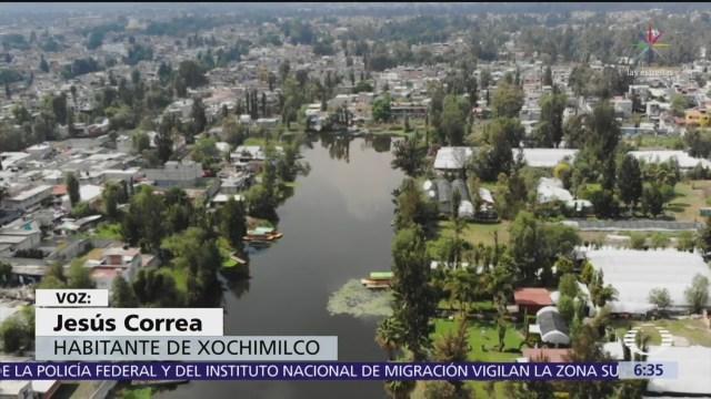 Xochimilco, en riesgo de perder el título de Patrimonio Cultural