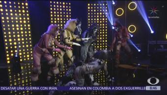 Yuri en Al Aire con Paola Rojas