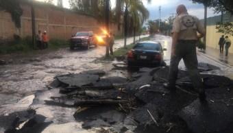 Foto: Afectaciones por lluvias en Jalisco, 30 de julio de 2019, Jalisco