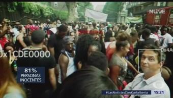 Alerta en Reino Unido por fallas en sistema policiaco de reconocimiento facial